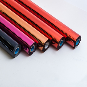 hot sale black stamping foil for paper and plastic