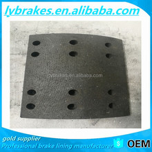 FSL655 scania bus price used brake lining