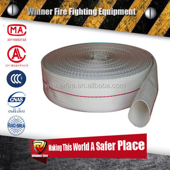 PU Line Strong quality hot sale Military Fire Hose