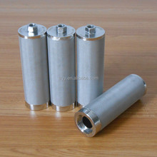 Supply Stainless steel Sintered metal felt filter with nut