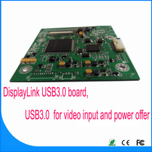 USB 3.0 Powered WLED Backlit LCD Monitor driver board