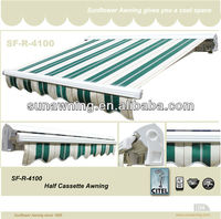 waterproof polyester stainless steel canopy