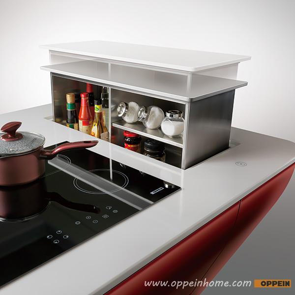 Guangzhou cuisines moderne laque smart armoires de cuisine for Fournisseur cuisine italienne