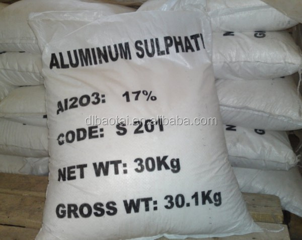 Factory Aluminum Sulfate 17% Best Price