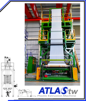 ATLAS- ABA stretch film Multi-Layer Blown Film Machine