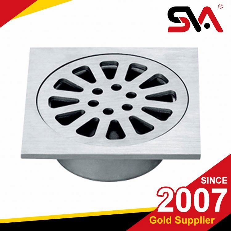 3.5inch outdoor drain cover stainless steel Floor Drain/drainage bathroom/kitchen draining fittings/accessary