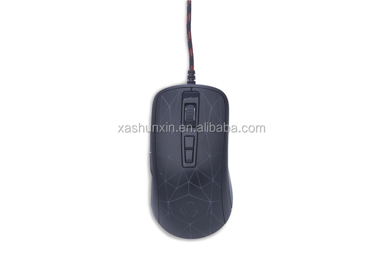 wholesale good performance 7d optical gamig mouse