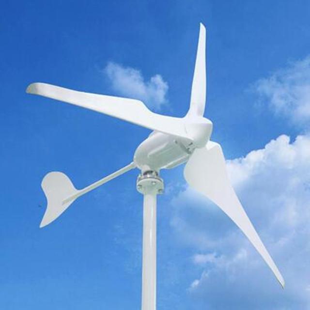 300w 400w 500w 600w 1000w small wind turbine with CE approval 3 years warranty