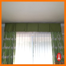 Curtain Times smart electric curtain system with remote control