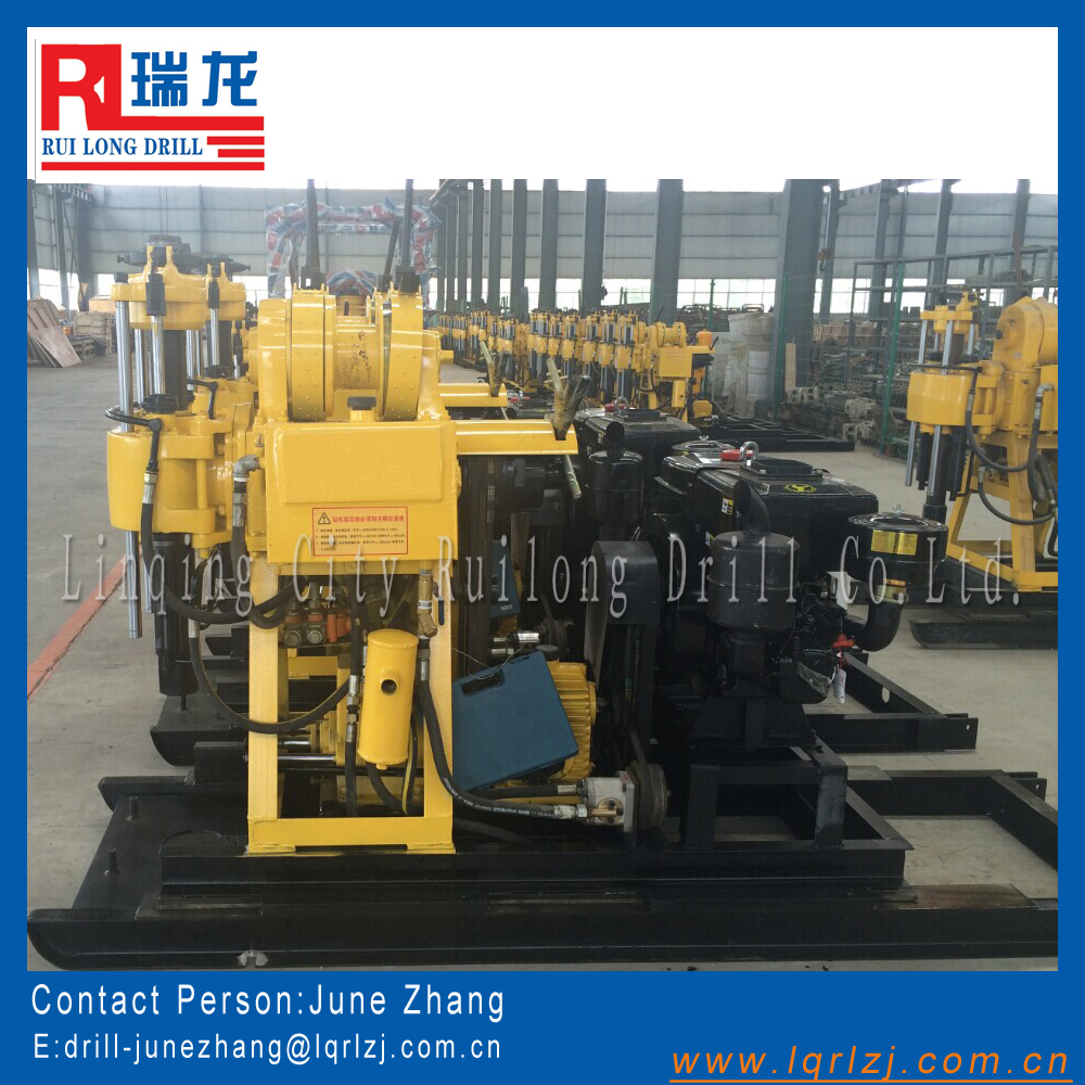 mini water well drilling machine(JFID018),crown type 710w power with OEM support