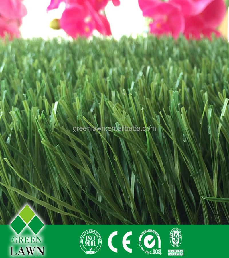 Manufacturing cheap fake grass carpet/ artificial grass for football and soccer