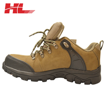hot sale professional customized labor High heel steel toe anti slip protection shoes
