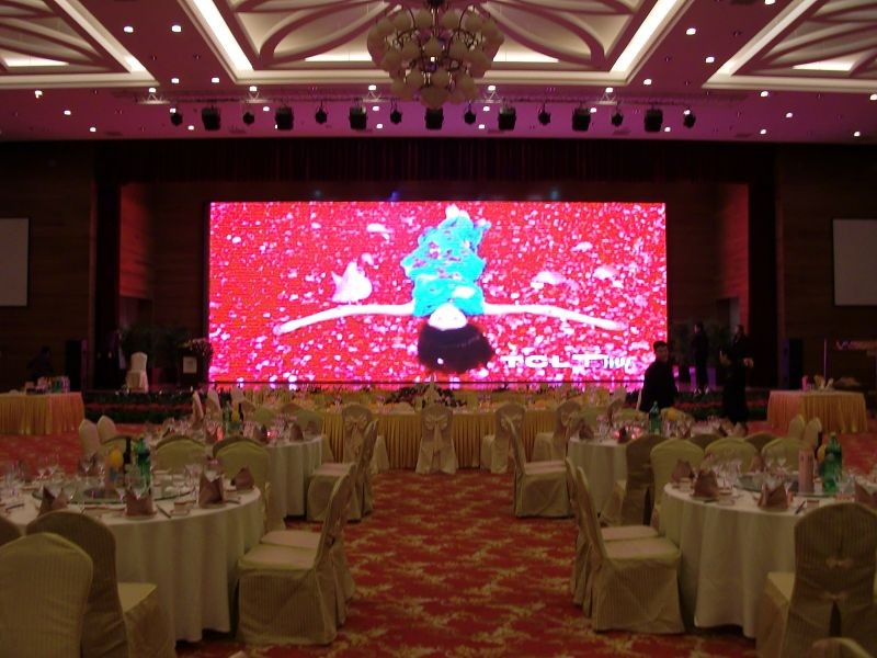 Rental Electronic LED Advertisement Board for Restaurant