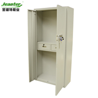 China Hot sale Master Cole Stainless steel swing door office filing safe cabinet price