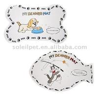 Pet product - Dinner Mats for Dogs and Cats F5436-2