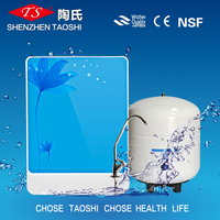 Household five stages water purifier/RO 50G/75G/100G system water filter plant