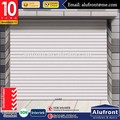 Exterior Aluminum Roller Shutter Door For Garage