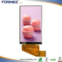 1.45 inch to 10.4 inch all size capasitive touch custom tft lcd displays with controller board