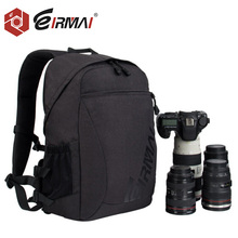 Waterproof Small Photo Digital Camera Video Backpack Photography DSLR Bag