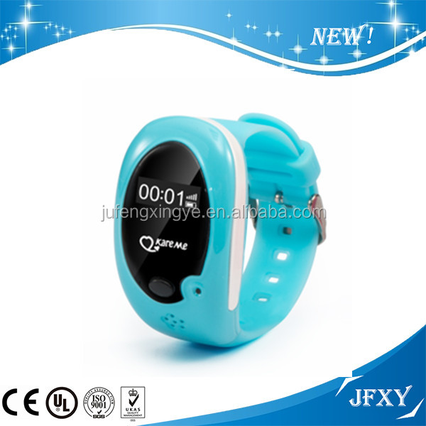 GPS tracking children smart watch Making Calls, Receiving Calls, Voice SMS