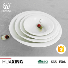 Hot sale restaurant home use ceramic deep mixing bowl with cheap price