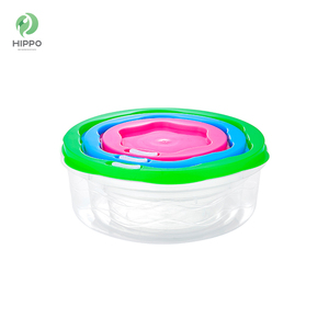Custom oval food in small virgin food grade plastic containers india