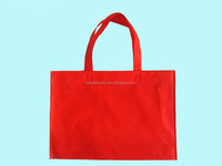 New recycle giveaway folded tote bag for promotion