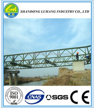 Heavy duty bailey bridge HD200/321 with wide span and factory cost bailey bridges for sale