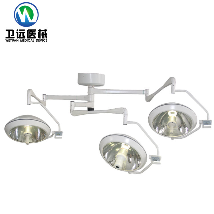 Halogen Lamps Operation Theatre Light Veterinary Surgical Instruments
