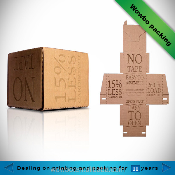 wholesale double wall shipping corrugated cardboard
