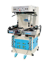 Shoe Sole Attaching Machine Leather Shoe Making Machines