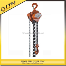 Supply High Quality Mechanical Hoist& chain block&chain pulley block 0.25T-30T CE Approved