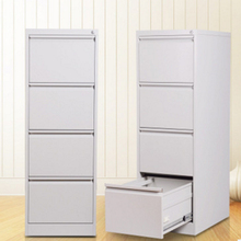 HANDINHAND D-A4 4 Drawer Vertical File Cabinet / Four chests cabinet linear shape handle