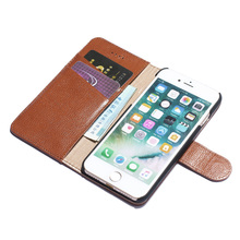 Premium Leather Case Phone Cover For iPhone 8 Case