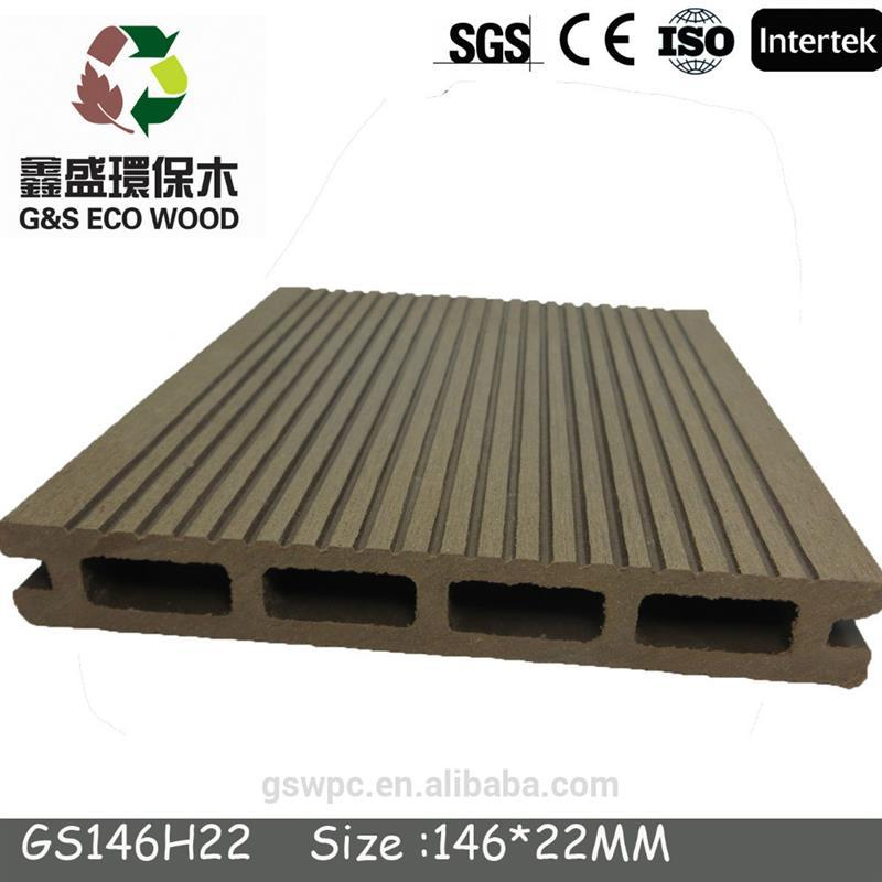 WPC ECO wood/environmental decking wpc/wpc deck waterproof