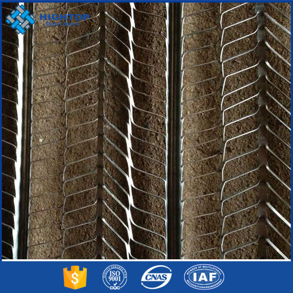 honeycomb expanded metal mesh/expanded metal rib lath/expanded wall plastering