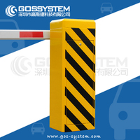 Protable Parking stragiht boom gate boom barrier for Parking