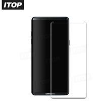 ITOP New Design Cell Phone TPU film Screen Protector Case Friendly For Samsung galaxy Note 8