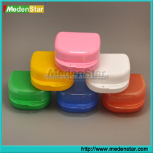 China Wholesale Medenstar Dental Supply Denture Container DMB02