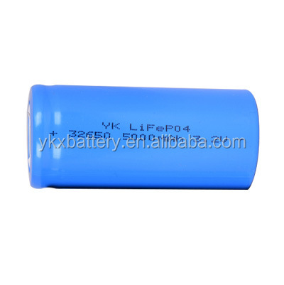 Most Reliable Supplier Rechargeable lithium ion li-ion 5000mAh 3.2v 5ah lifepo4 battery cell lfp 32650