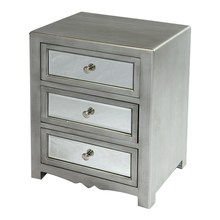 Classical home Room Furniture bedroom furniture3 Drawer Modern Chest sets luxury