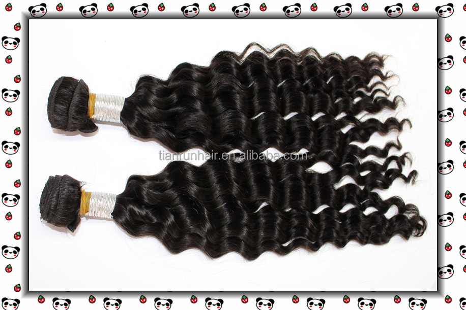 AAAAAA cheap raw unprocessed hair fashion style deep wave cheap brazilian hair weave