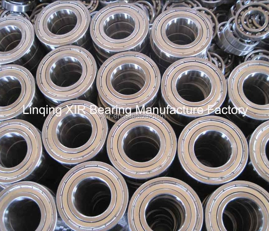 High quality Deep groove ball bearing 6209ZZ chrome steel bearing ABEC-1 OEM bearing