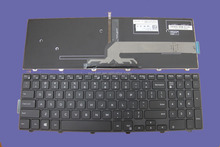 Notebook /laptop keyboard US/UI/UK/LA/AR/GR/RU/FR layout For Dell Inspiron 15 5000 Series 5551 5555 5558 5559 laptop keyboards