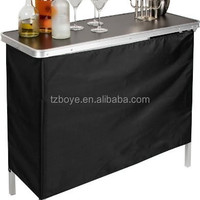 Portable Bar Furniture Bar Cocktail Table