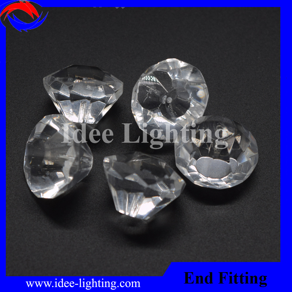 high quality crystal chandelier replacement parts for fiber optic chandelier