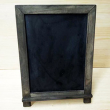 Made In China Outdoor Easy Clean A wood frame Blackboard With Chalks