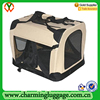 Large Soft Sided Portable Airline Approved Pet Travel Carrier For Dog