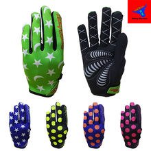 hot selling sports cycling racing long finger cycling gloves