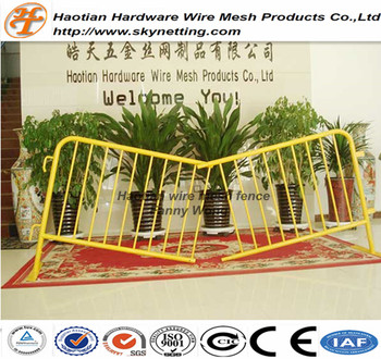 High Quality Good Price crowd control barrier / expandable safety barrier / barrier gates